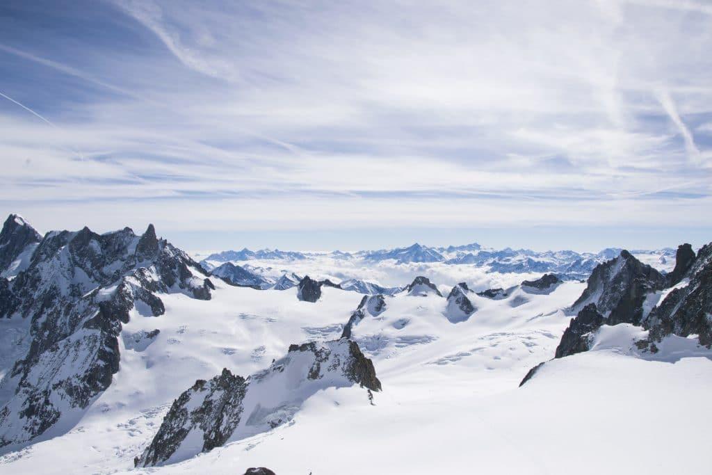voir le mont blanc en 7 jours en France