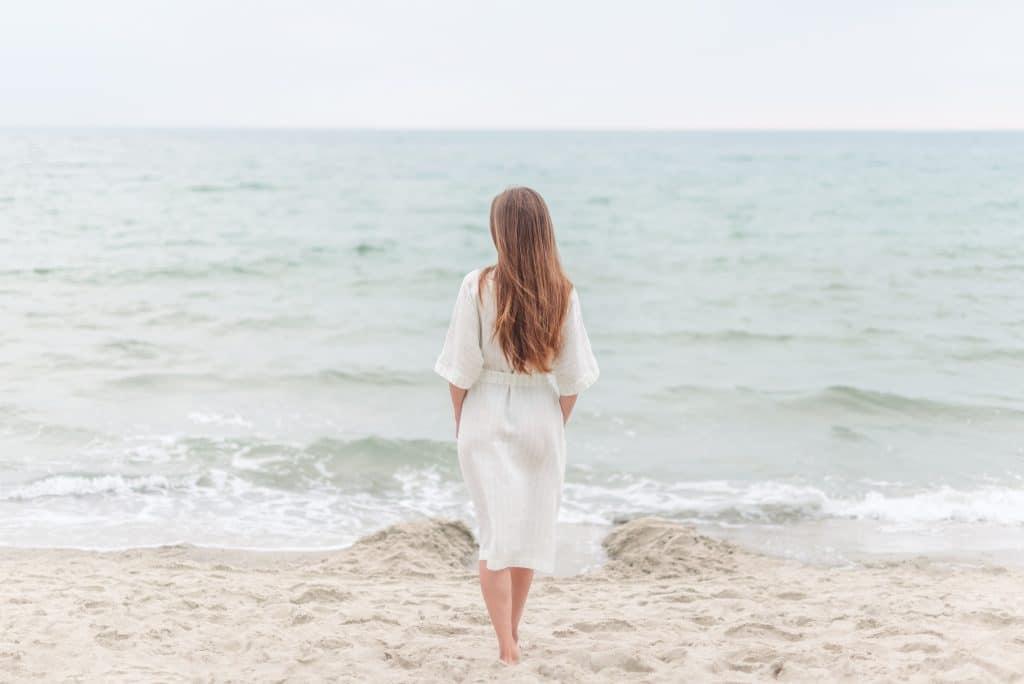 Linge de plage
